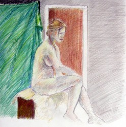 Model Study 15 by Normand Canter