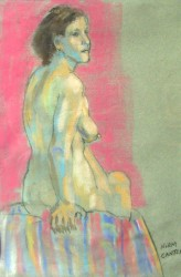 Model Study 20 by Normand Canter