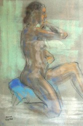 Model Study 21 by Normand Canter