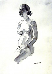 Model Study 3 by Normand Canter