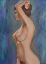 Nude 1 by Steve Hennessey