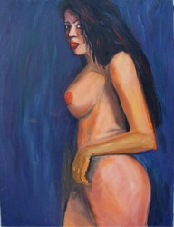 Nude 14 by Steve Hennessey
