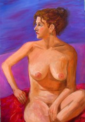 Nude 3 by Steve Hennessey