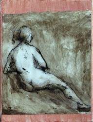 Nude 5 by Marguerite Holmes