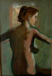 Nude 7 by Tina Sokolow