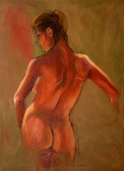 Nude 9 by Tina Sokolow